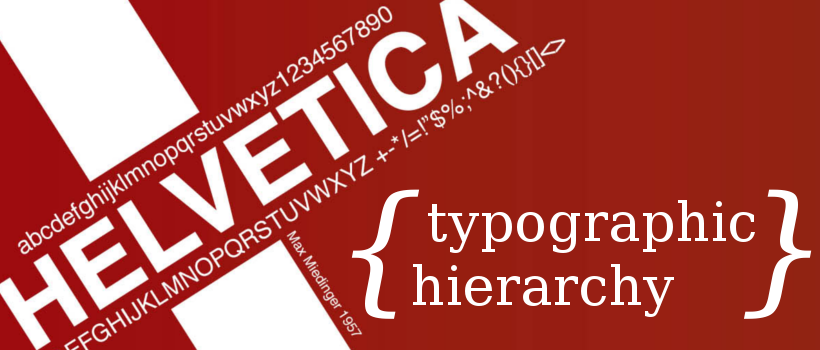 typographic-hierarchy